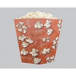 Popcornbägare 0,8 Liter. 100 st i varje kartong.