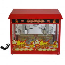 Enorm XXL Popcornmaskin med 2st kastruller , 2x 8OZ