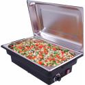 Elektrisk Varmhållningskärl 1/1 GN 100mm , upp till +90°C - Chafing dish