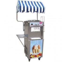 Mjukglassmaskin / Frozen yoghurt maskin